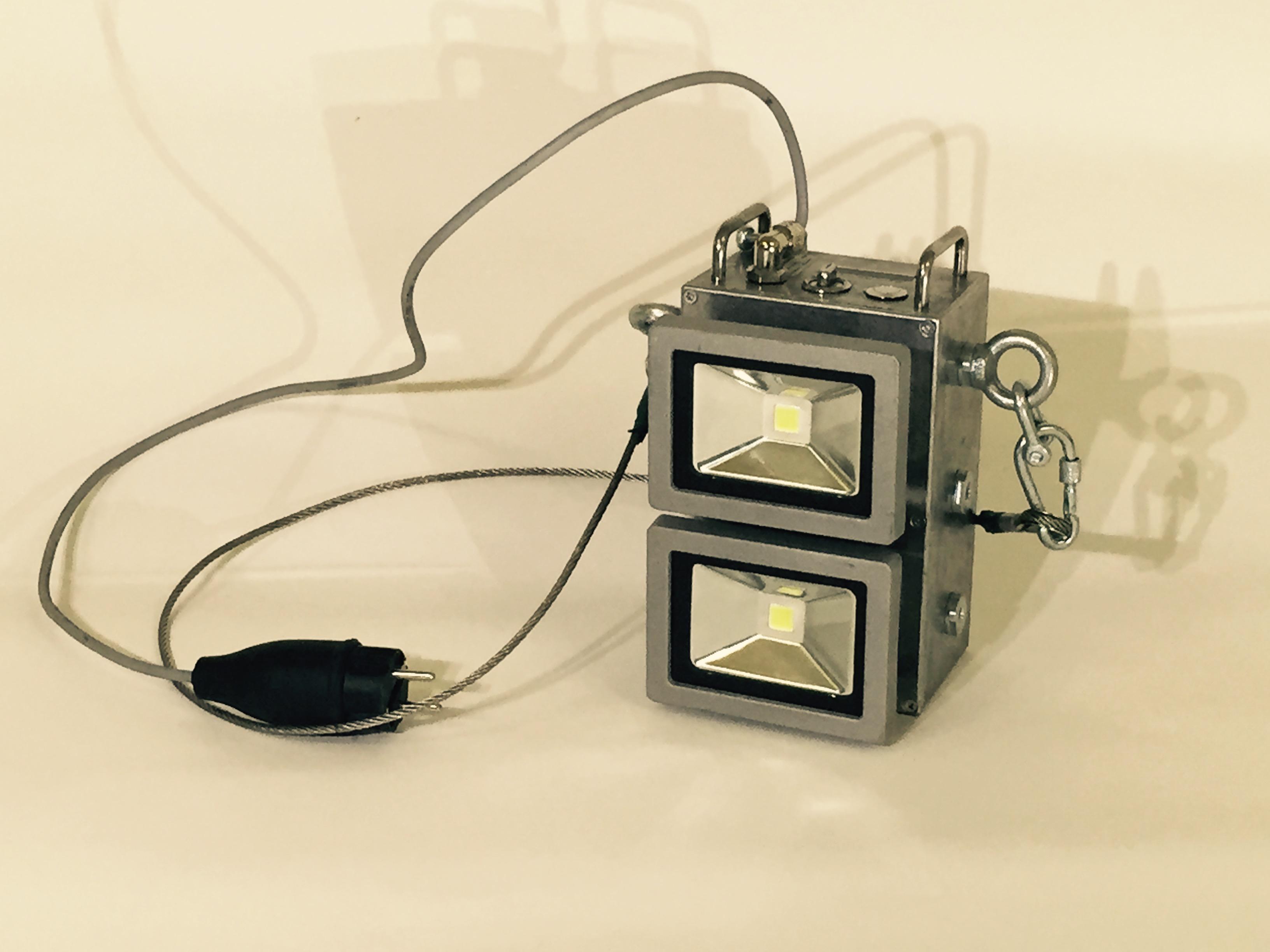 Notbeleuchtung LED